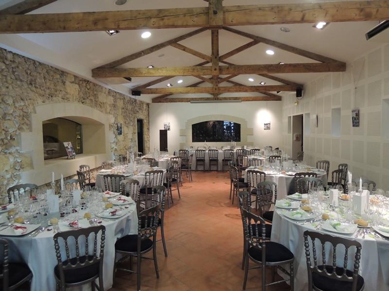 location salle mariage 17