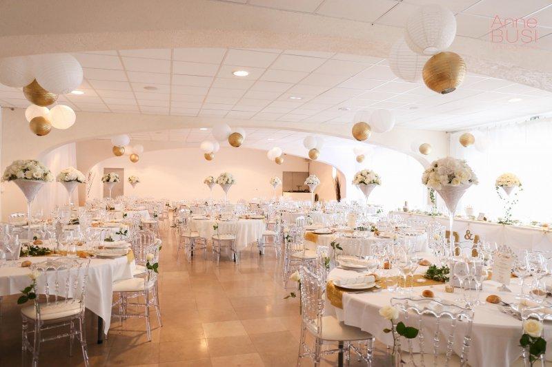 location salle mariage 21700