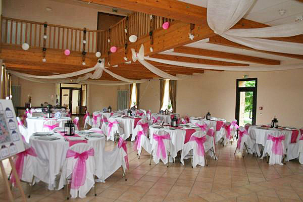 location salle mariage 27