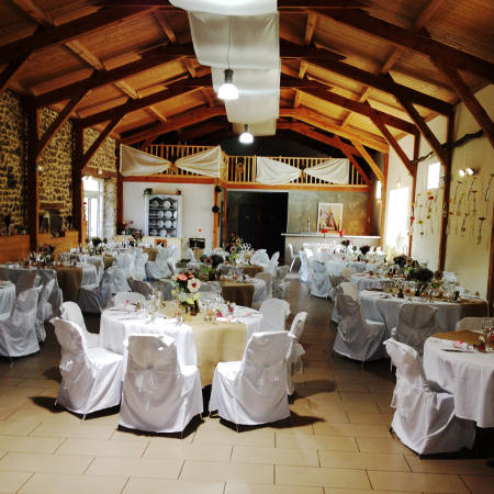 location salle mariage 63