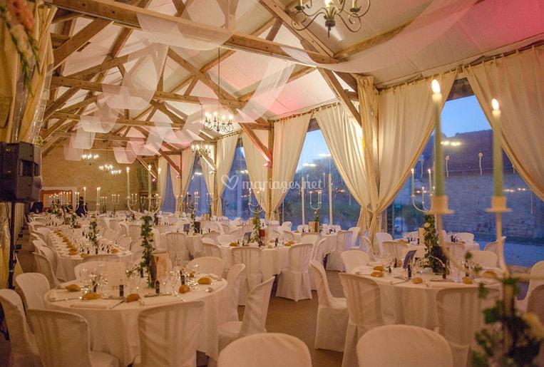 location salle mariage bourgogne