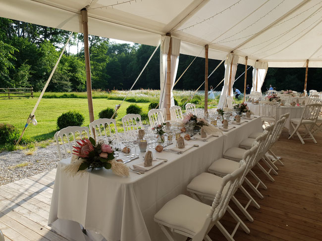 location salle mariage champetre
