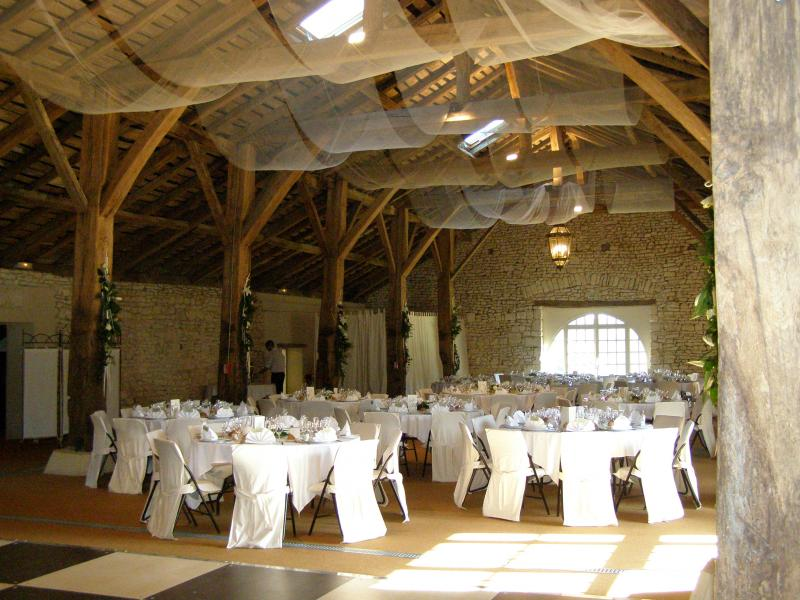 location salle mariage charente 16