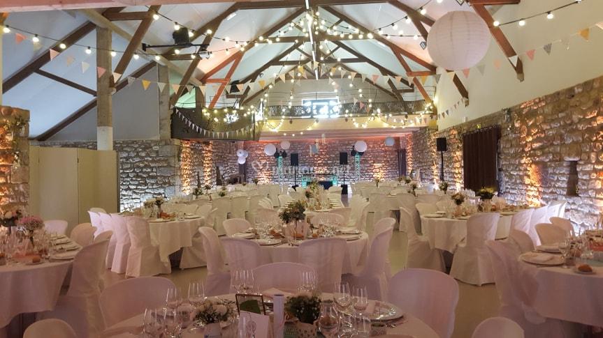 location salle mariage elliant
