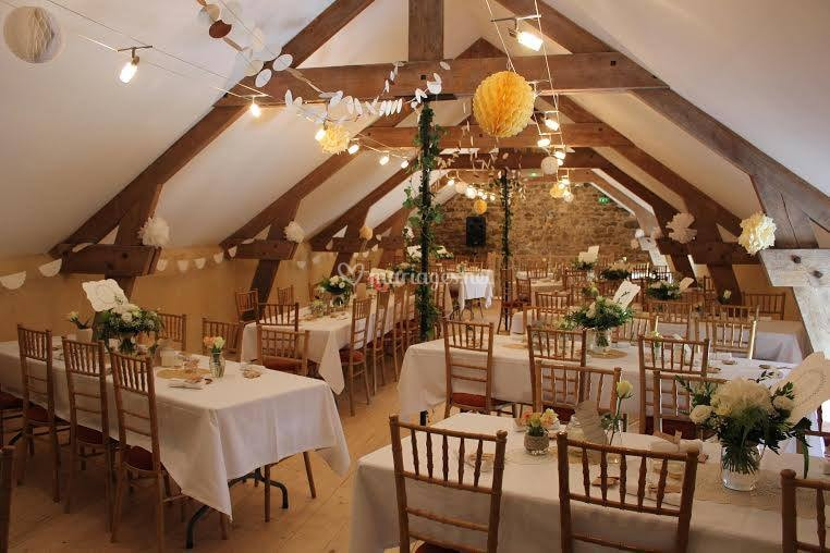 location salle mariage manche