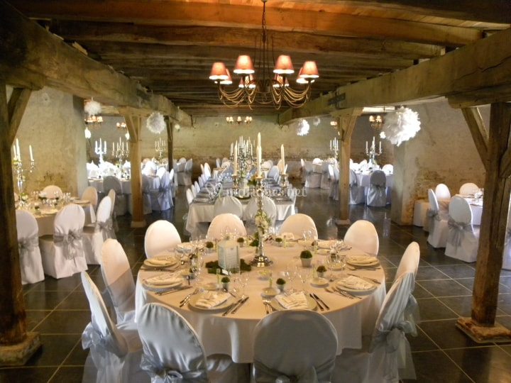 location salle mariage nievre
