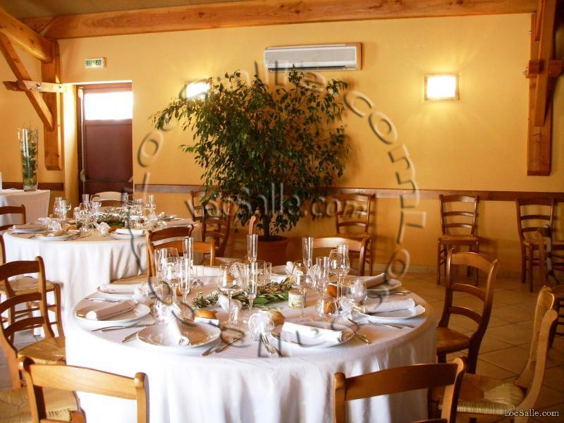 location salle mariage orange