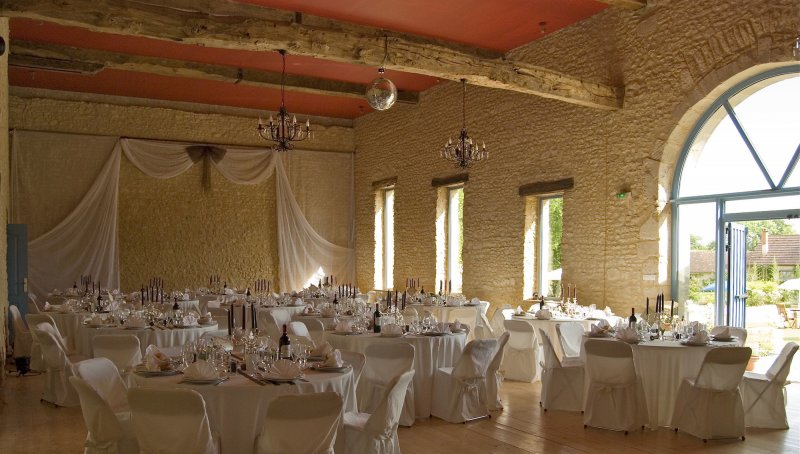 location salle mariage orne