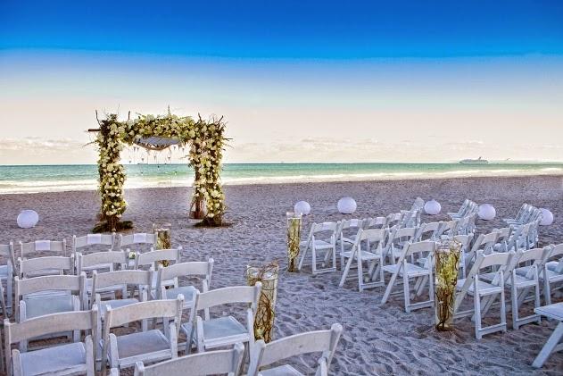 organisation mariage a la plage