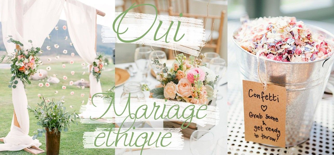 organisation mariage ecologique
