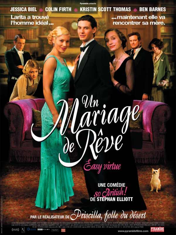 organisation mariage film
