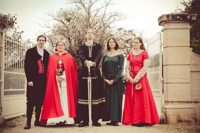 organisation mariage medieval