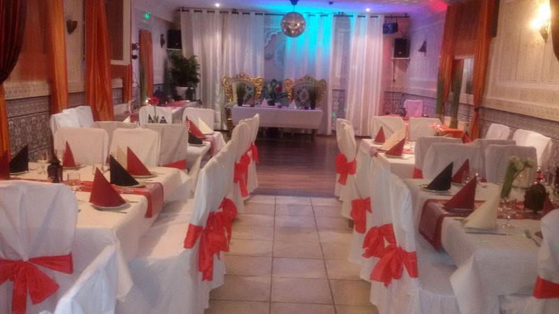 organisation mariage restaurant