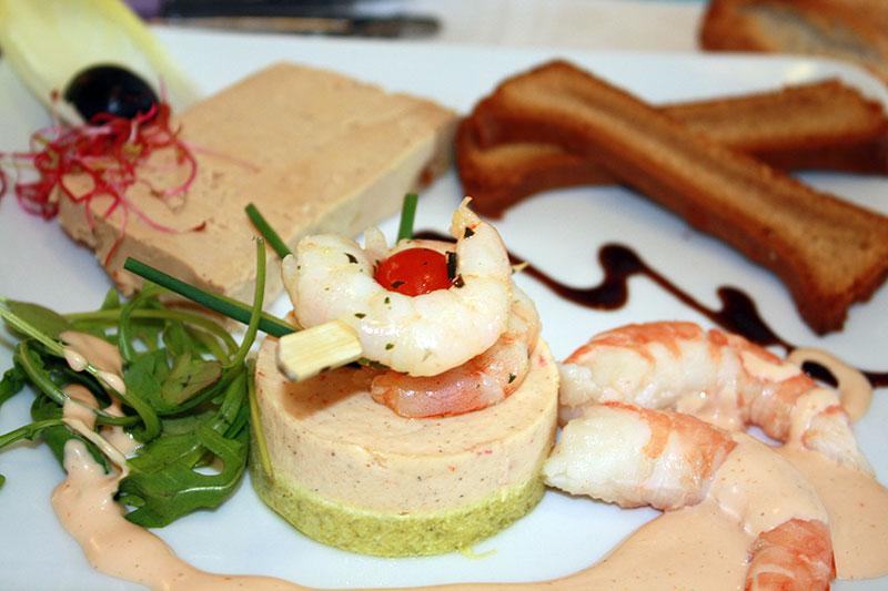 traiteur mariage gastronomique